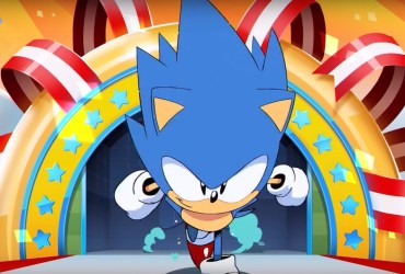 Sonic Mania Review Header