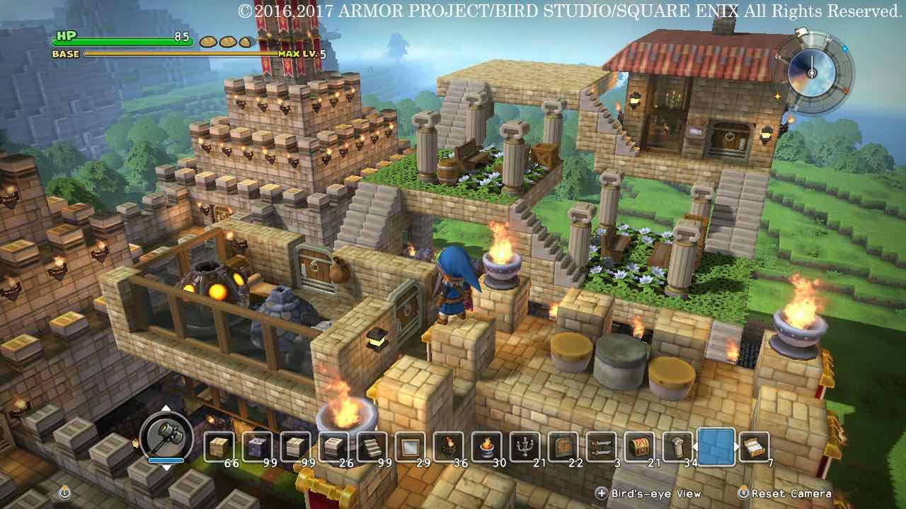 Dragon Quest Builders Rebuilds Alefgard On Nintendo Switch