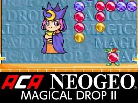 Magical Drop II Review Header