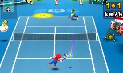 Mario Tennis Open Review Screenshot 1