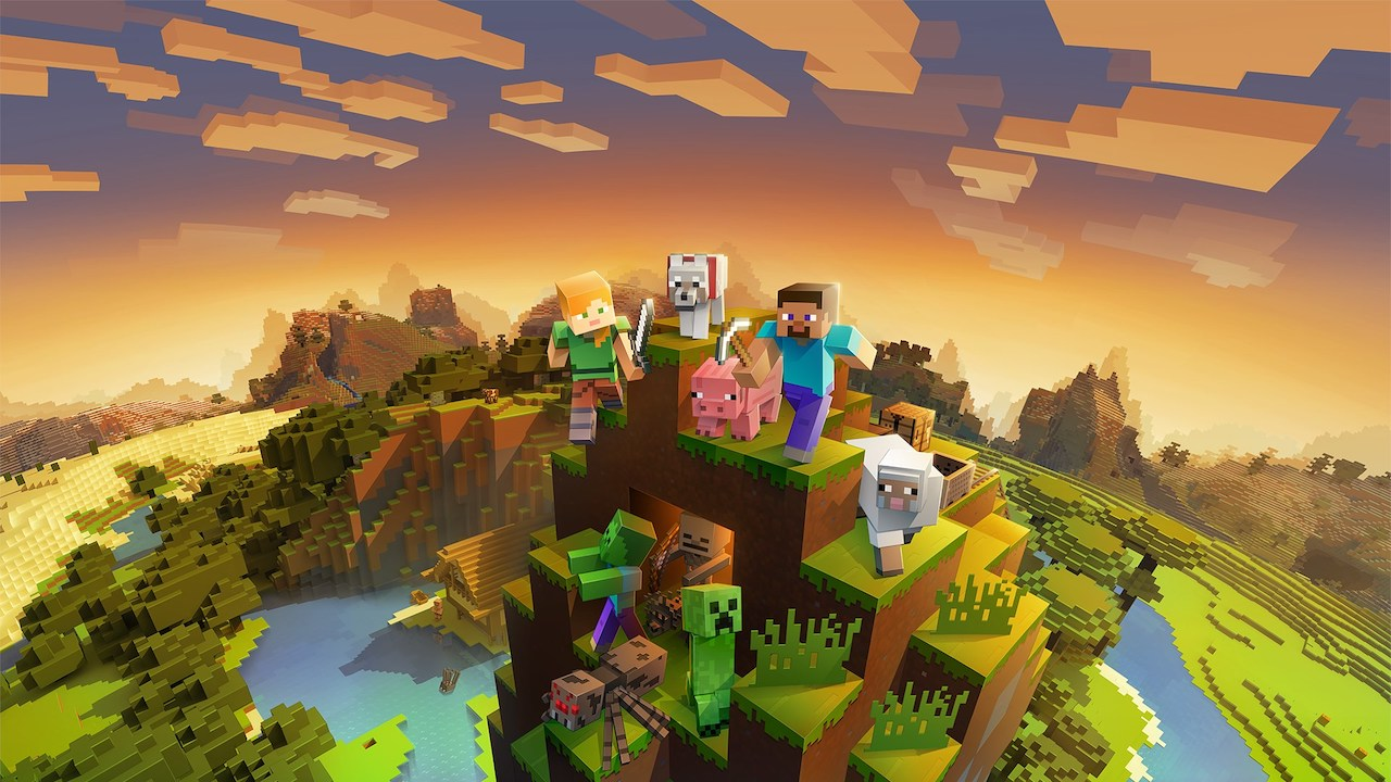 Minecraft: Nintendo Switch Edition Review Header