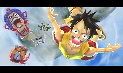 One Piece Unlimited Cruise SP 2 Review Screenshot 2