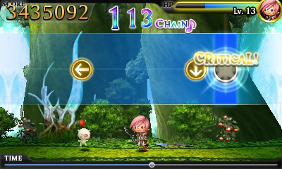 Theatrhythm Final Fantasy Review Screenshot 1