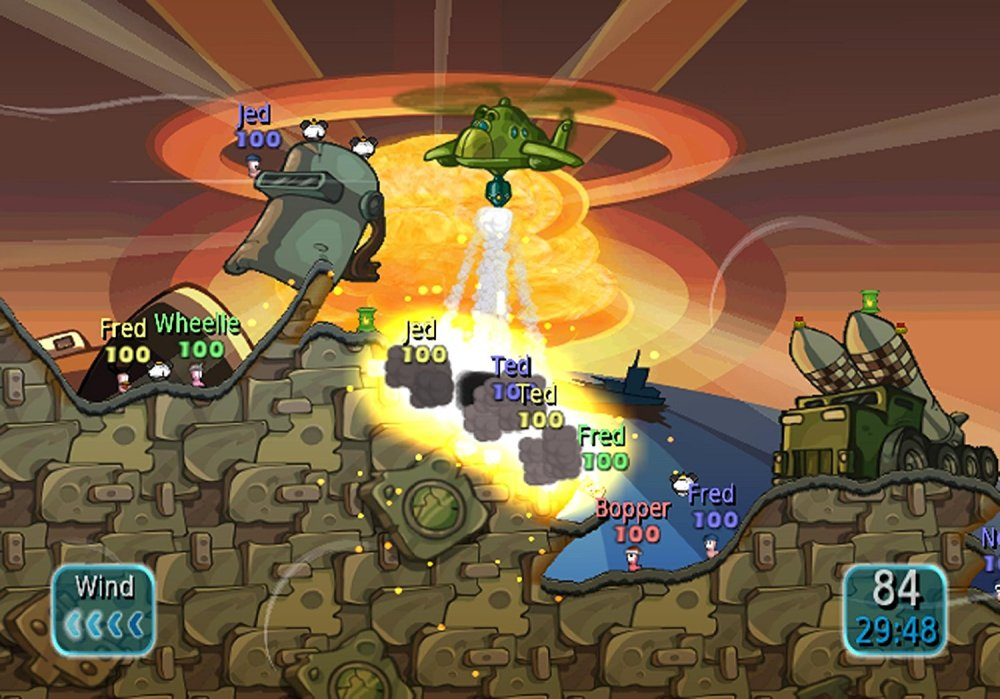 worms-battle-islands-review-screenshot-1