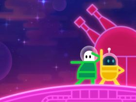 Lovers In A Dangerous Spacetime Review Header