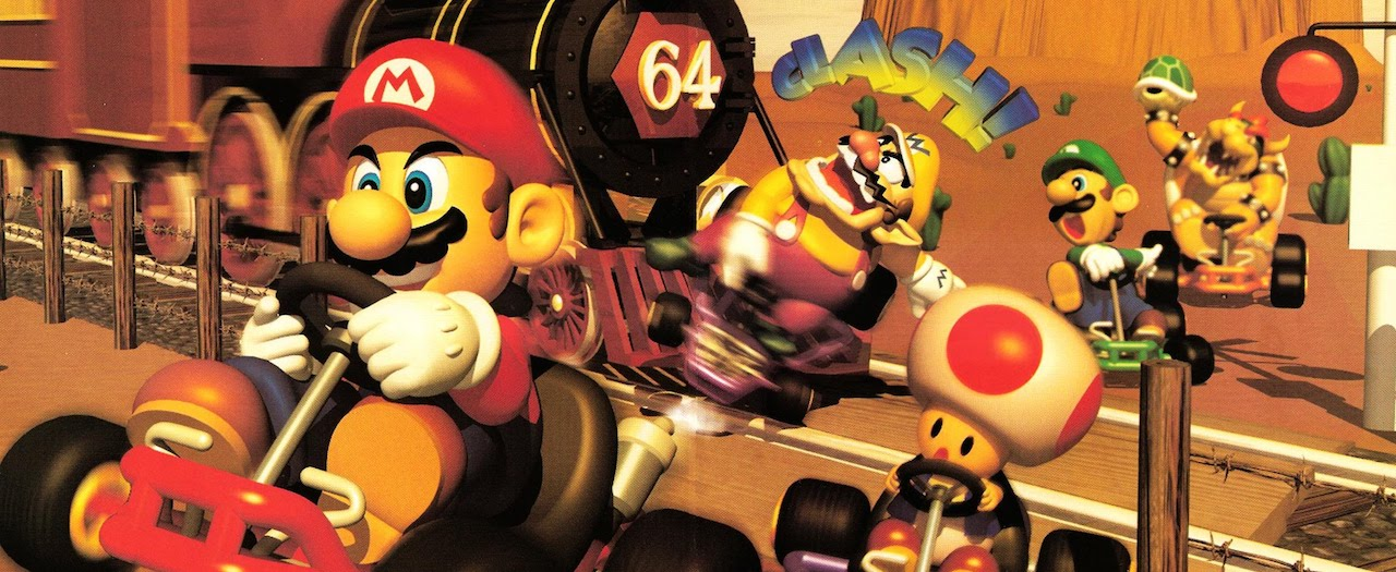 Mario Kart 64 Review Wii U Nintendo Insider