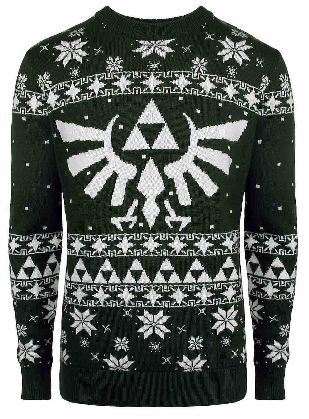the-legend-of-zelda-o-hyrule-y-night-christmas-sweater-photo
