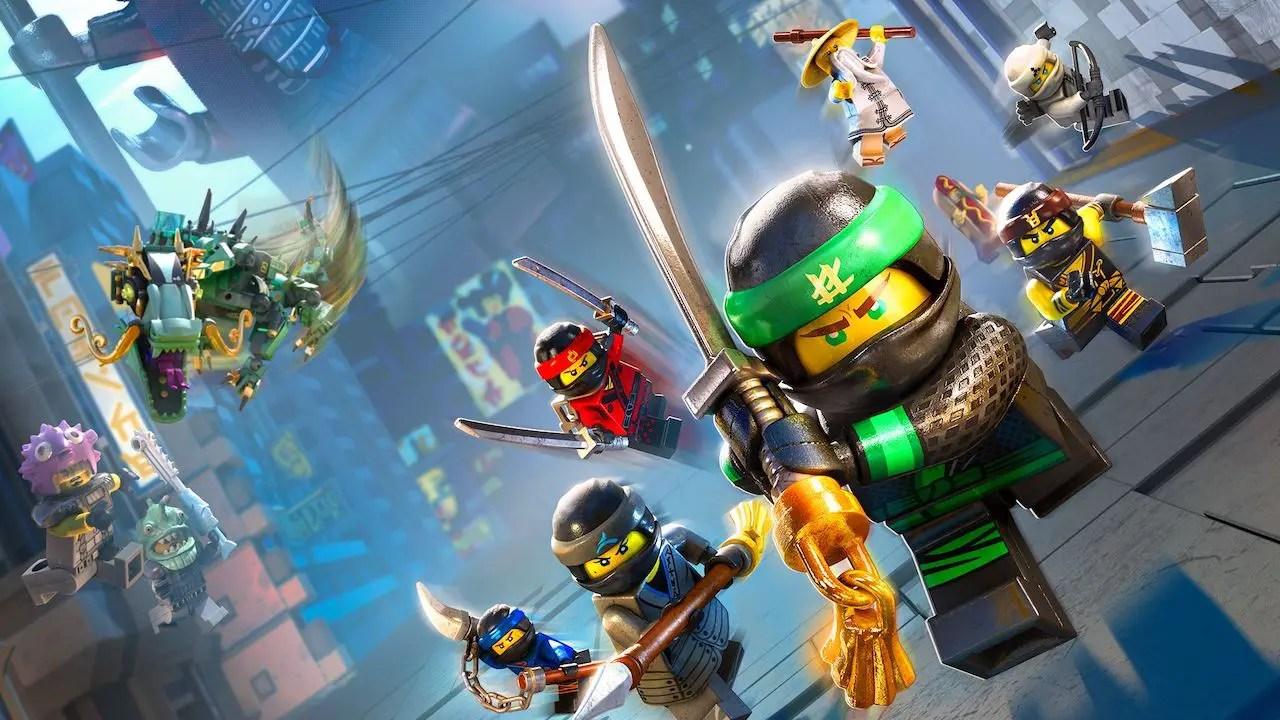 The LEGO Ninjago Movie Video Game Review Header