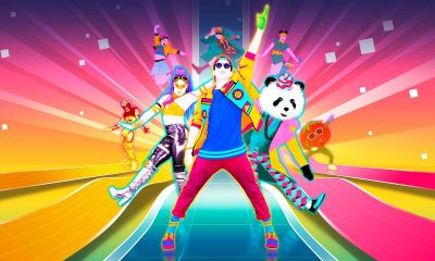 Just Dance 2018 Review Header