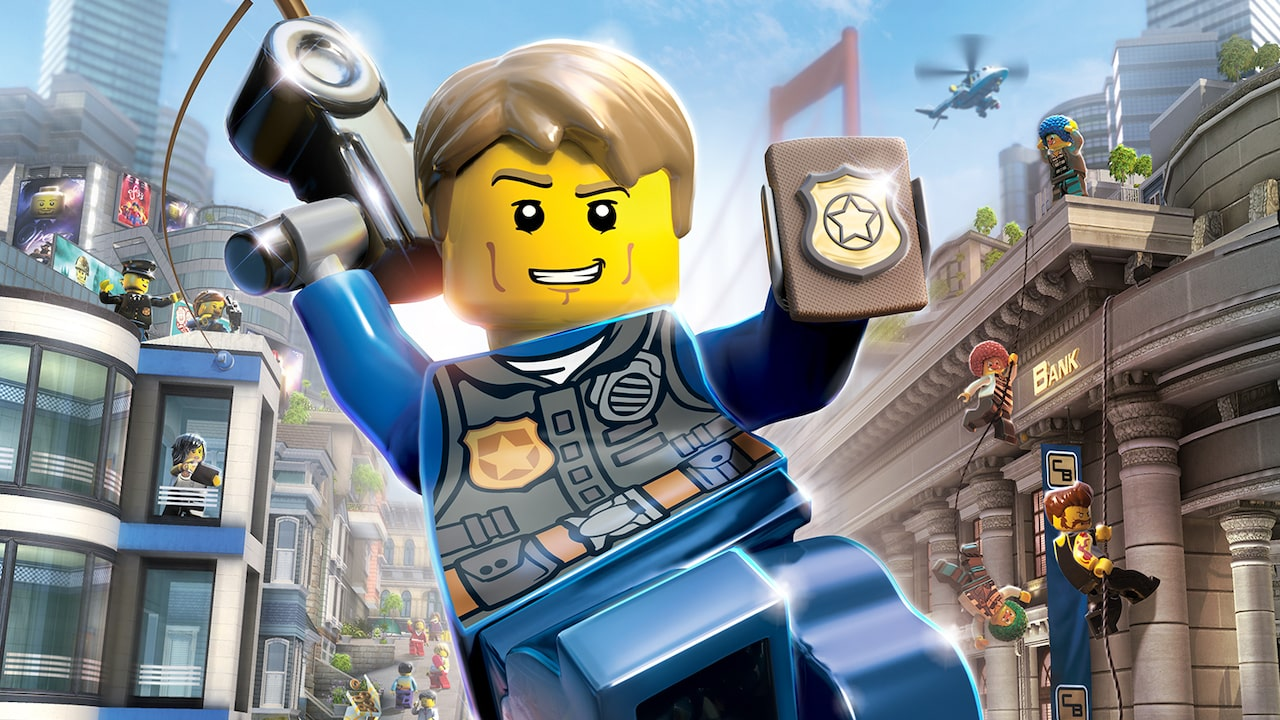 LEGO City Undercover Review Header