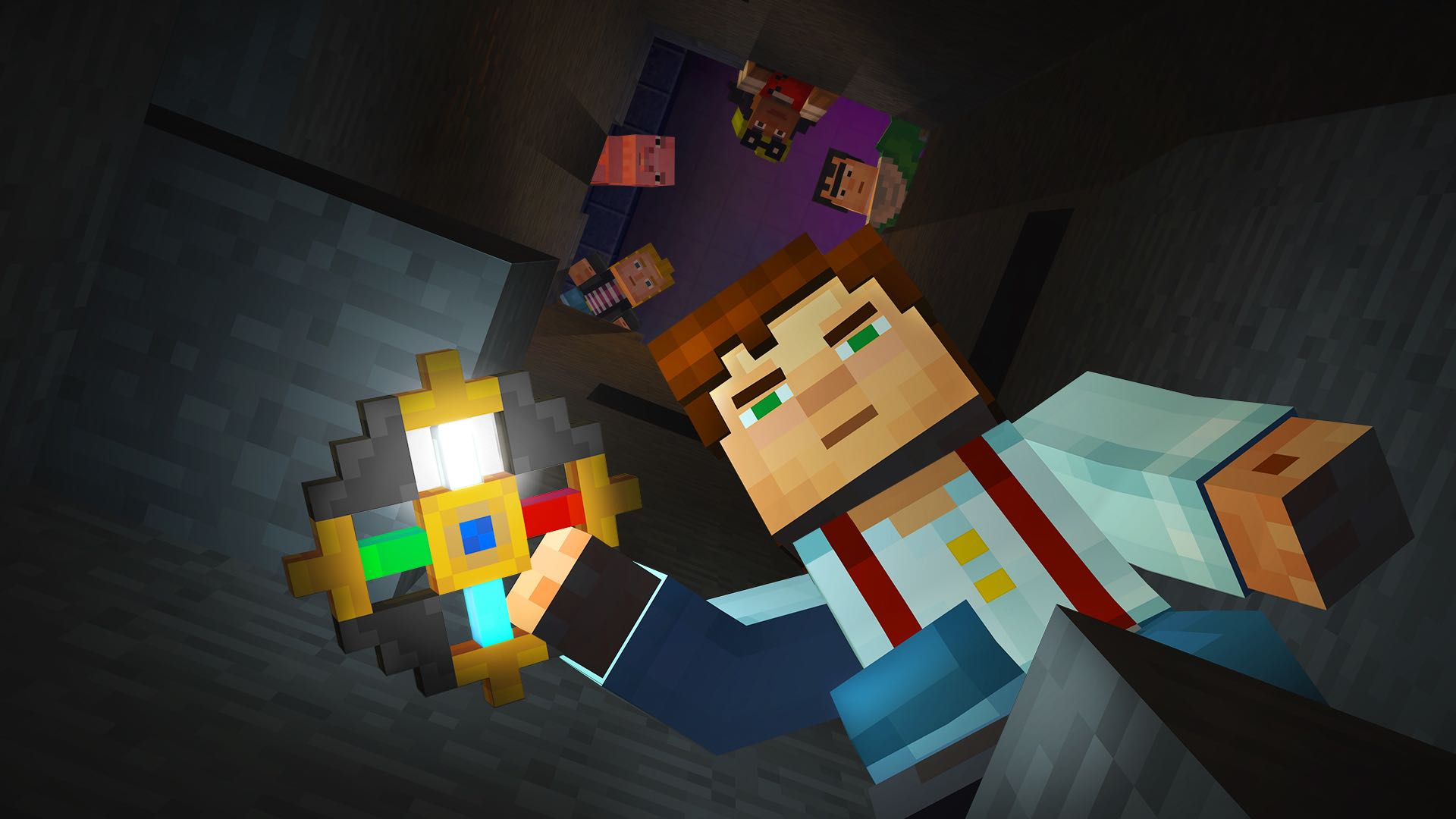 minecraft-story-mode-the-complete-adventure-review-screenshot-1