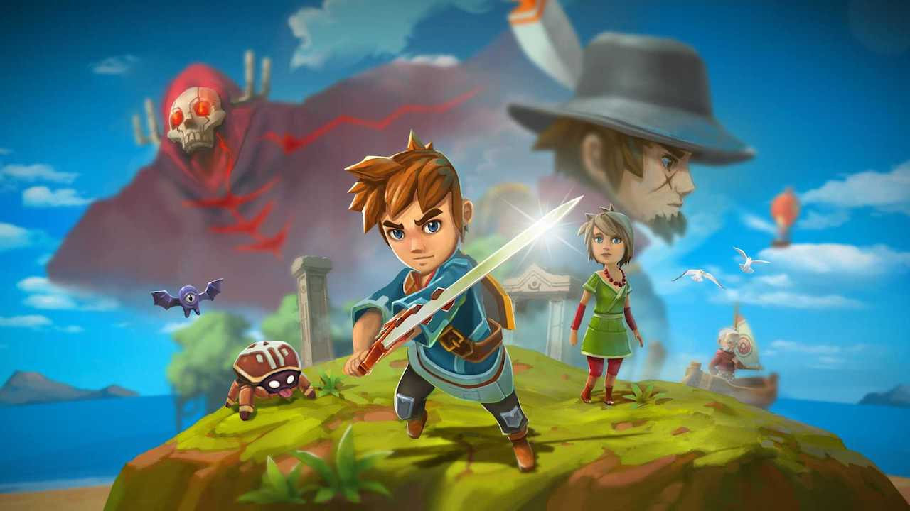Oceanhorn: Monster Of Uncharted Seas Review Header