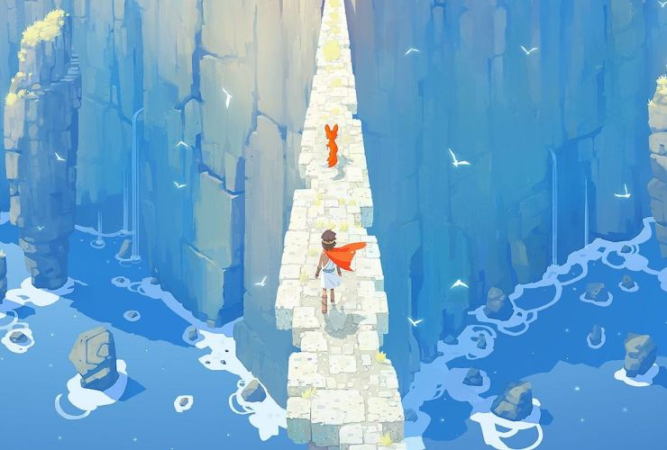 RiME Review Header