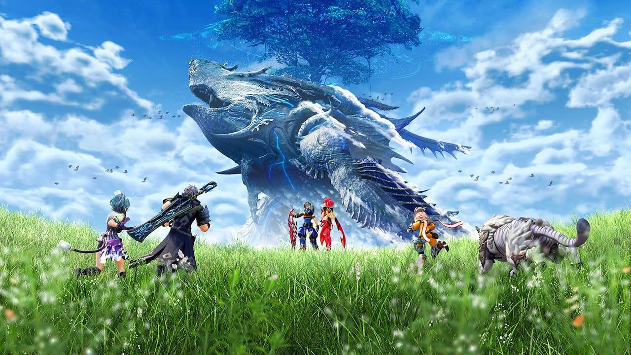 Xenoblade Chronicles 2 Review Header