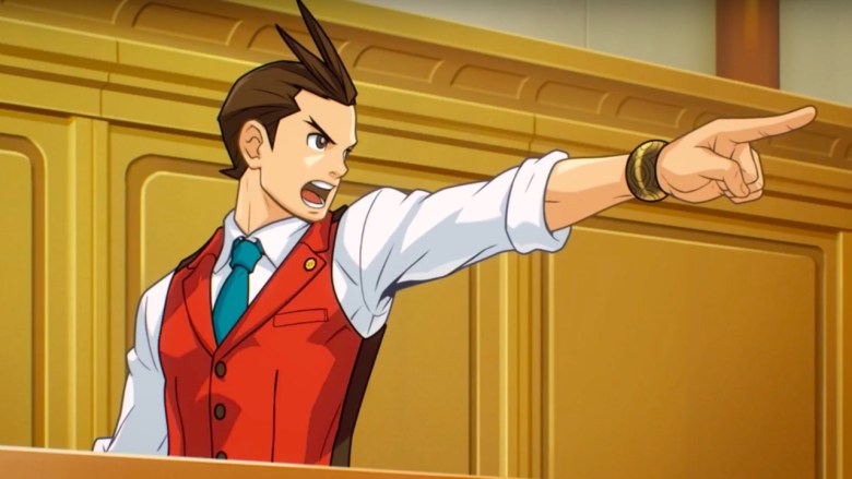 Apollo Justice: Ace Attorney Review Header
