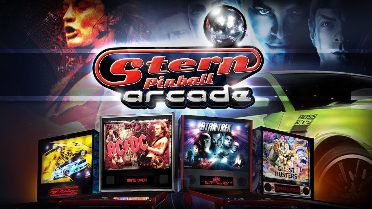 Stern Pinball Arcade Review – Switch – Nintendo Insider