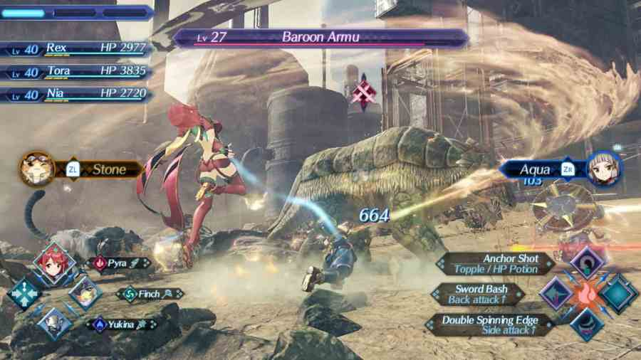 Image result for xenoblade characters 2 fighting