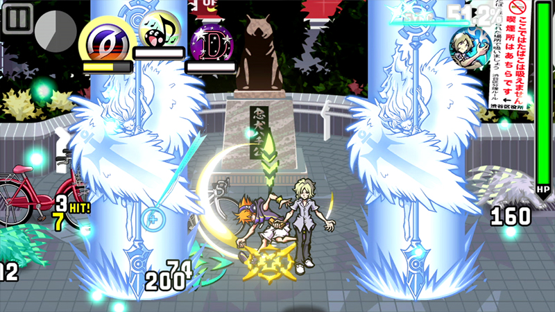 Survive A Deadly Game In The World Ends With You -Final