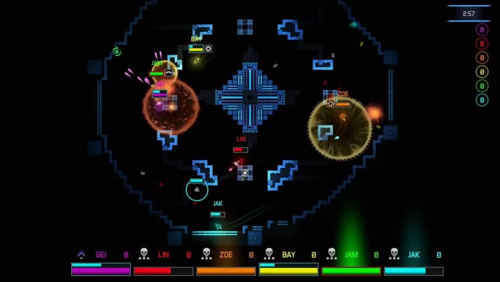 Aperion Cyberstorm Review Screenshot 3