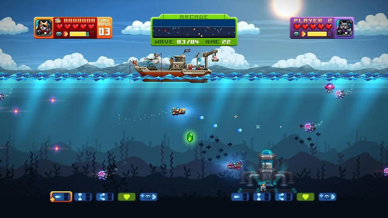 Aqua Kitty UDX Review Screenshot 1