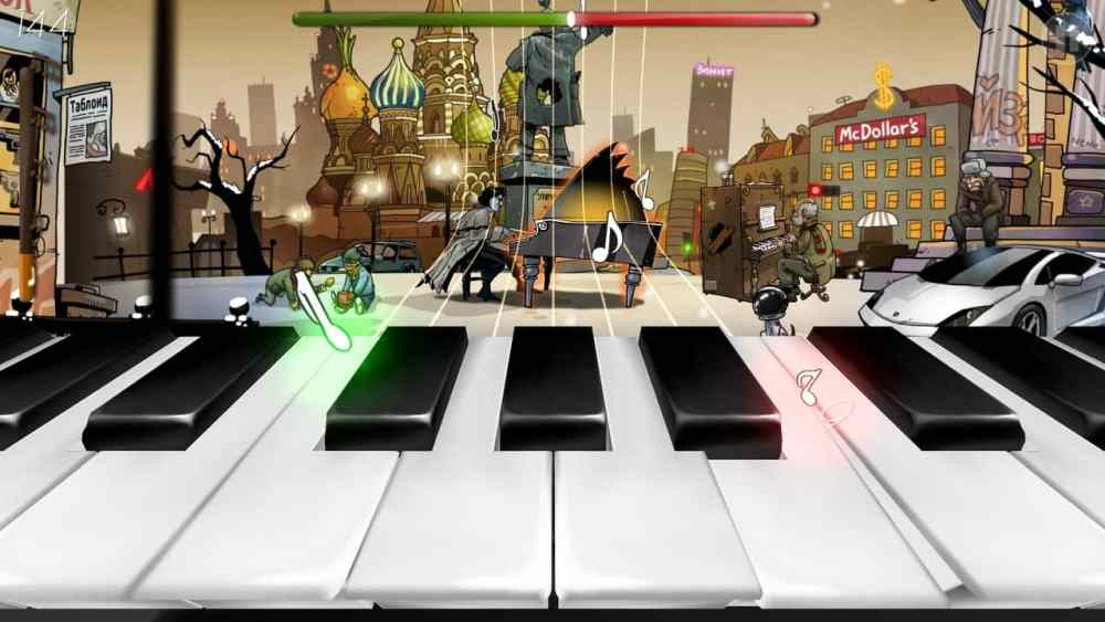 Frederic: Resurrection of Music Review Screenshot 2