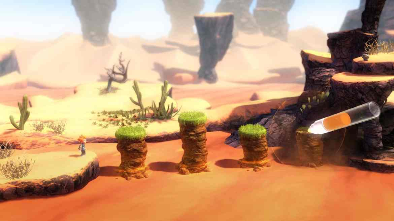 Max: The Curse of Brotherhood Review Screenshot 2