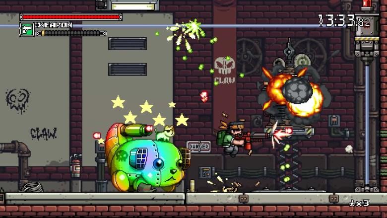 Mercenary Kings: Reloaded Edition Review Screenshot 1