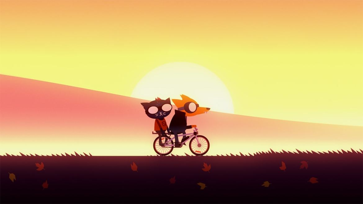 Night In The Woods Review Screenshot 1