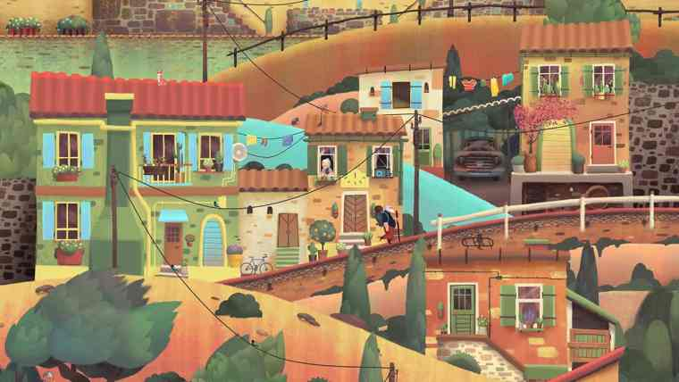 Old Man's Journey Review Screenshot 1