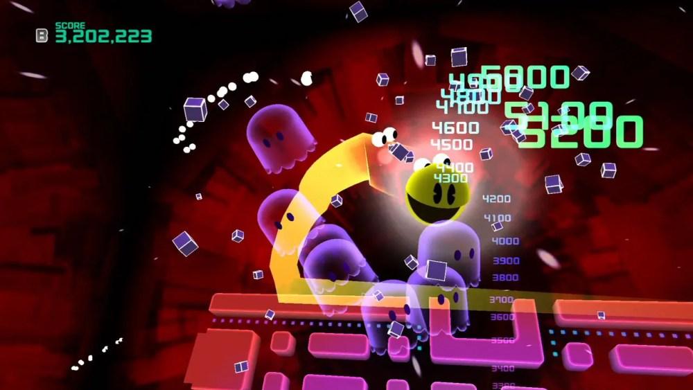 Pac-Man Championship Edition 2 Plus Review Screenshot 2