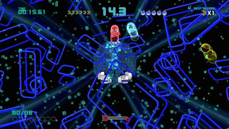 Pac-Man Championship Edition 2 Plus Review Screenshot 3