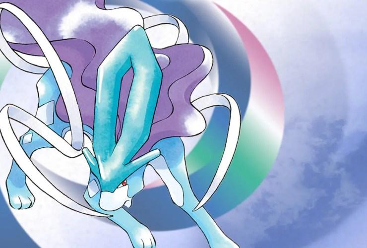 Pokémon Crystal Review Header