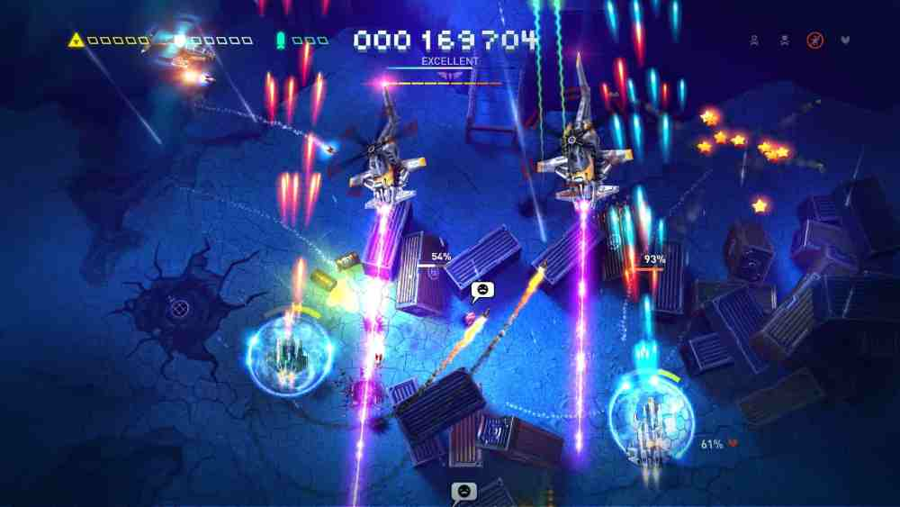 Sky Force Reloaded Review Screenshot 1