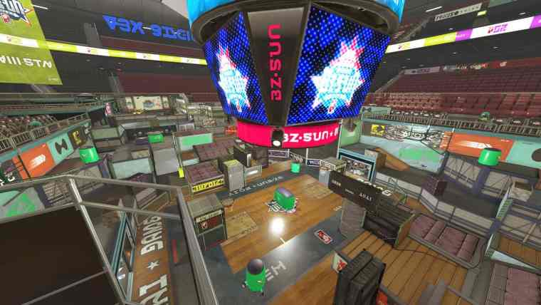 Splatoon 2 Goby Arena Screenshot 3
