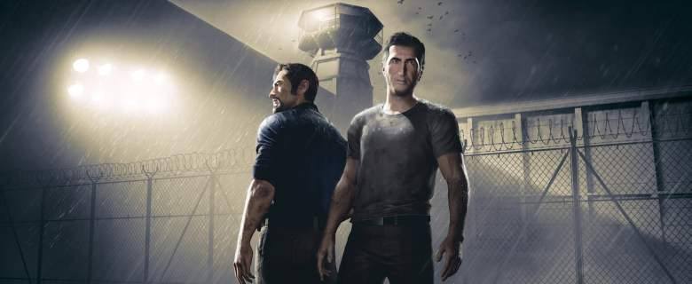 A Way Out Artwork