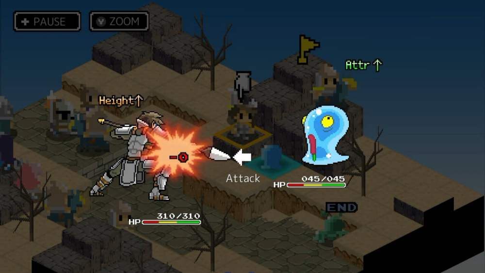 Ambition of the Slimes Review Screenshot 2