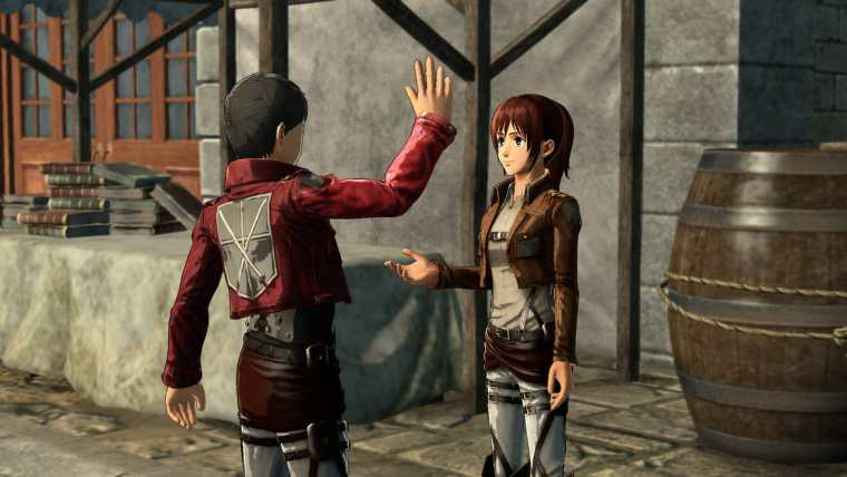Attack on Titan 2 Review Screenshot 2