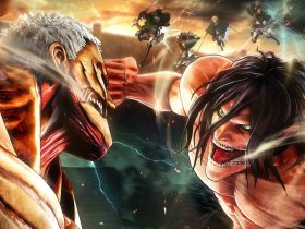 Attack On Titan 2 Review Header