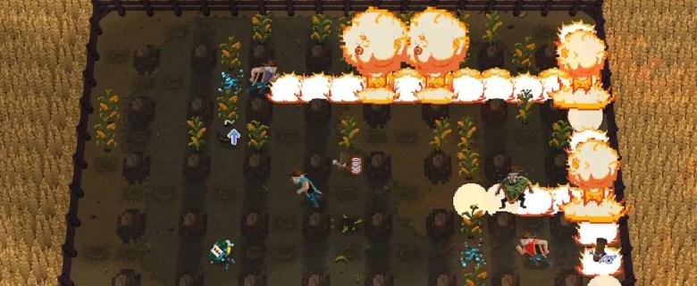 Bombslinger Screenshot