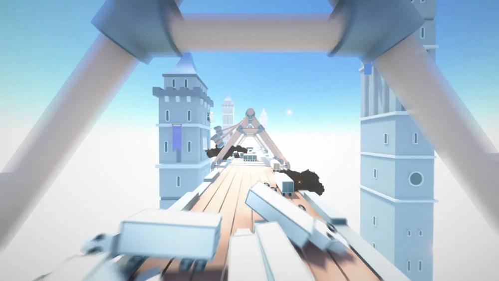 Clustertruck Review Screenshot 1