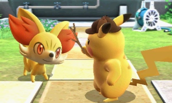 Detective Pikachu Review Screenshot 3