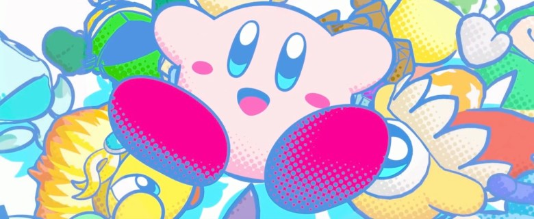 Kirby Star Allies Review Header