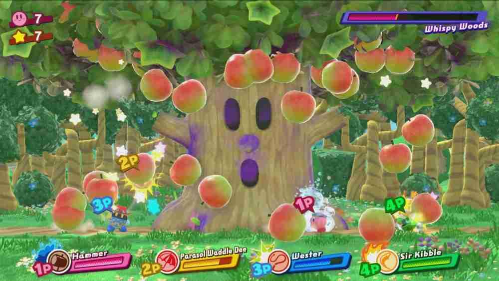 Kirby Star Allies Review Screenshot 3