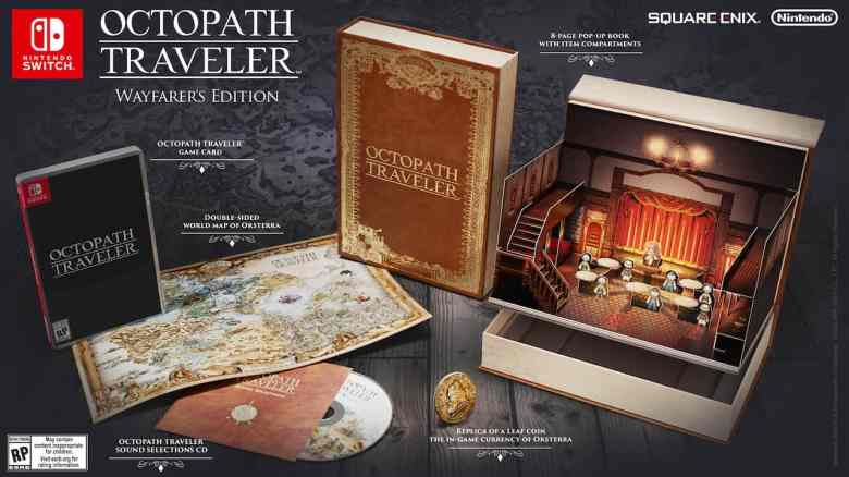 Octopath Traveler Wayfarer's Edition Photo