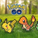 Pokemon GO 8-Bit Sprites