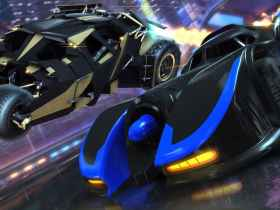 Rocket League DC Super Heroes DLC Pack Screenshot