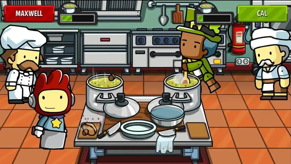 Scribblenauts Showdown Review Screenshot 1