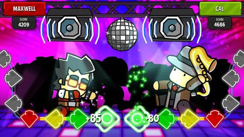 Scribblenauts Showdown Review Screenshot 2