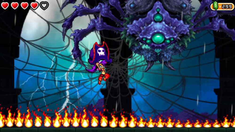 Shantae and the Pirate's Curse Review Screenshot 2