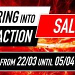 Spring Into Action Nintendo eShop Sale